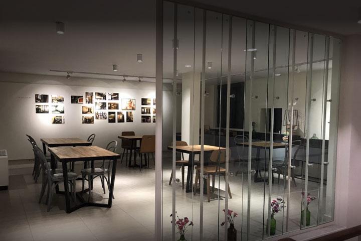 کافه های تهران - کافه شنف دیدارجای