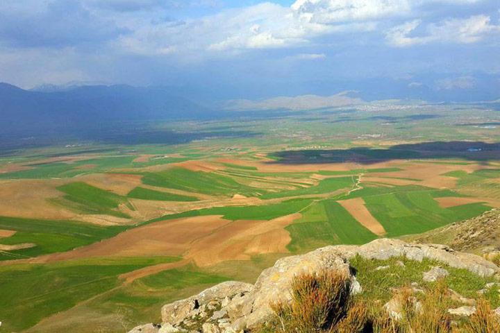 جاهای دیدنی لرستان - عکس از محمد فلاح