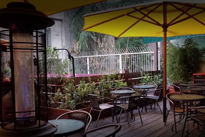 کافه نزدیک کتاب - کافه های تهران