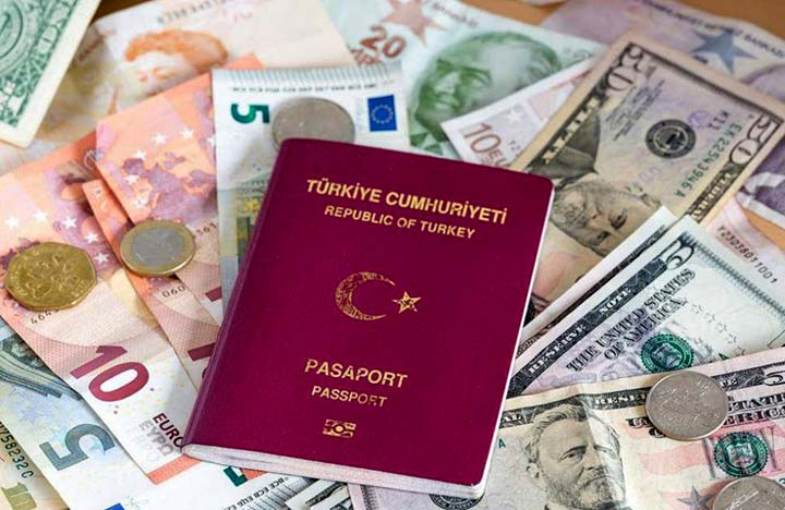 گذرنامه ترکیه - اقامت یک ساله ترکیه
