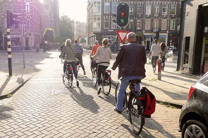 یکی از فواید دوچرخه سواری تقویت ریههاست