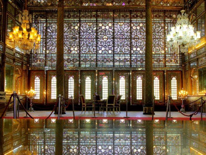 کاخ گلستان از مهمترین موزه های تهران