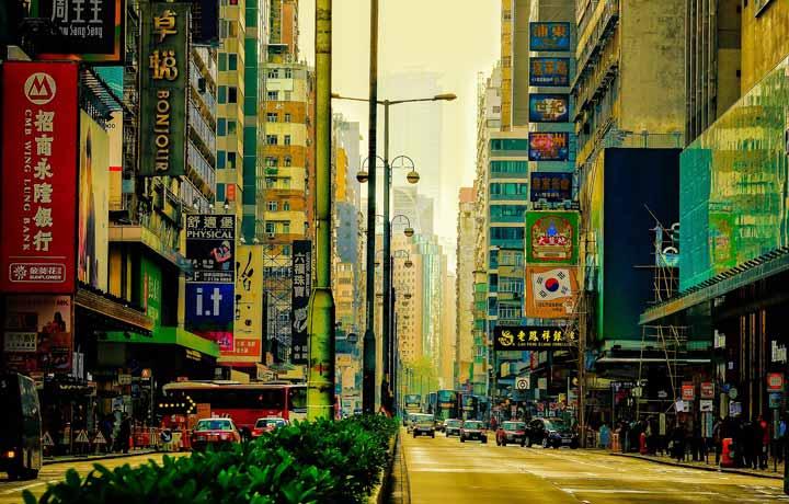 هنگ کنگ از بهترین کشورها برای راه اندازی کسب و کار