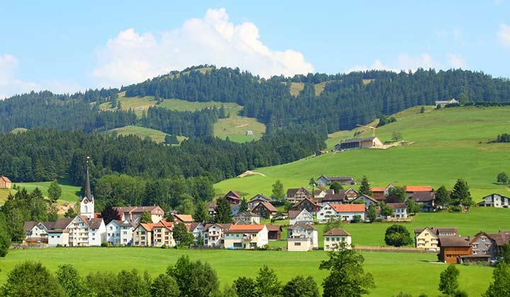 سوئیس کشوری زیبا برای بزرگر کردن فرزندان