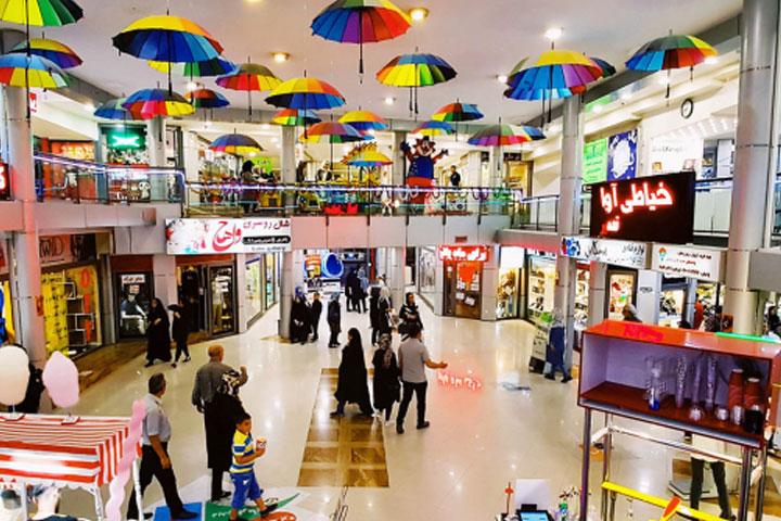 مراکز خرید تهران - مرکز خرید سنتی ستارخان