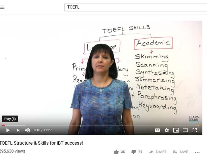 آزمون تافل اینترنتی (TOEFL iBT) و همه نکاتی که باید بدانید
