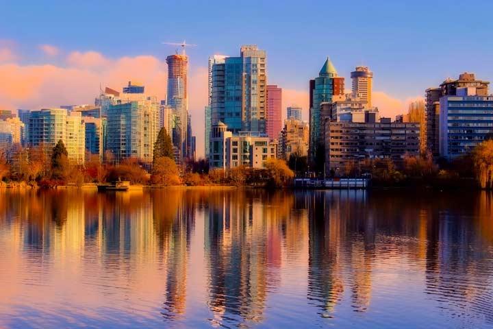 ونکوور یکی از بهترین شهرهای کانادا برای مهاجرت