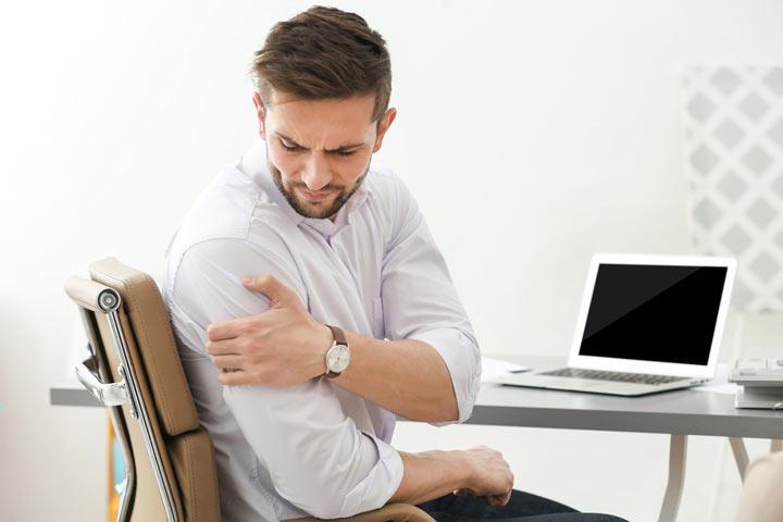 درد شانه - افتادگی شانه و عوامل دخیل