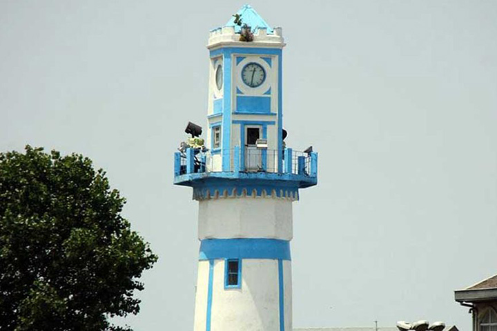 Anzali Clock Tower