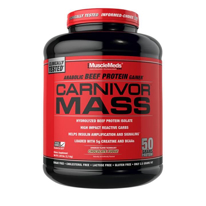 مکمل های افزایش وزن - Carnivor Mass