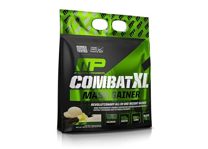 مکمل های افزایش وزن - MusclePharm Combat XL