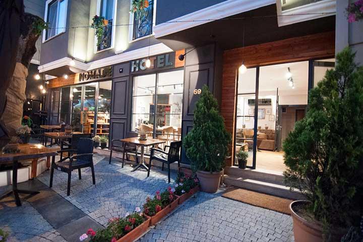 هتل نوماد، یکی از بهترین هتل های استانبول