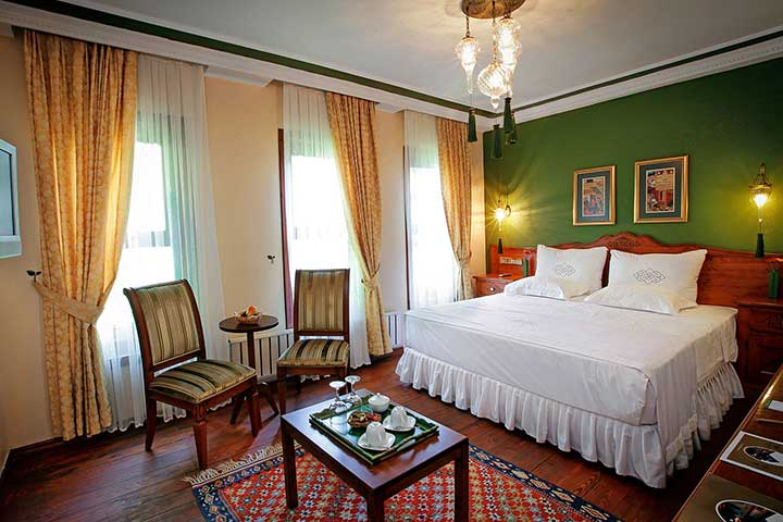 Garden House Hotel, one of the best hotels in Istanbul