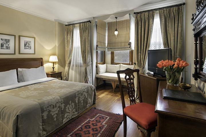 ّتل ساری کوناک، یکی از بهترین هتل های استانبول