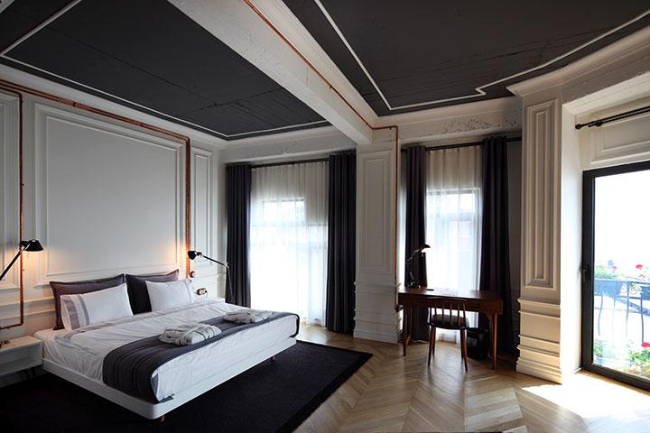 هتل کاراکوی رومز، یکی از بهترین هتل های استانبول