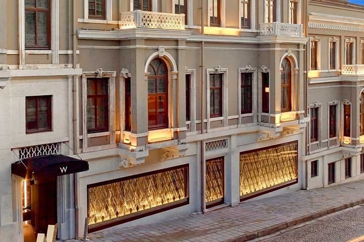 Lush Hotel is one of the best hotels in Istanbul