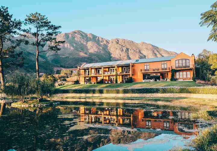 لا رزیدنس- بهترین هتل های جهان
