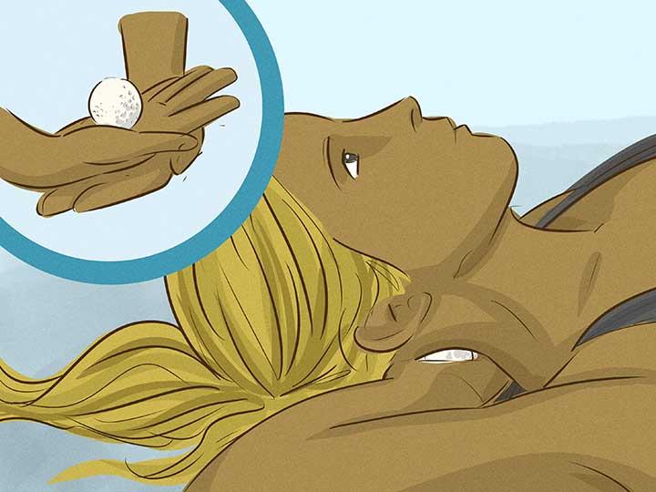 درمان سردرد با ماساژ ماهیچههای پشت گردن