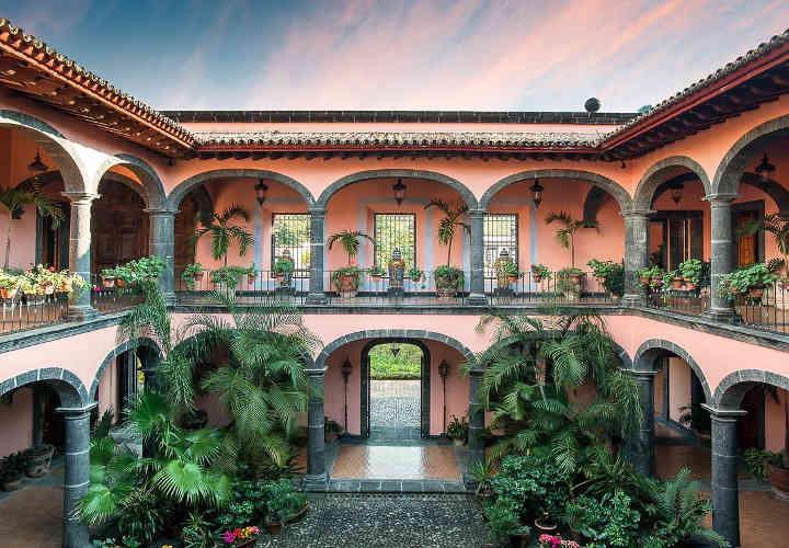 آسیندا د سن آنتونیو- بهترین هتل های جهان