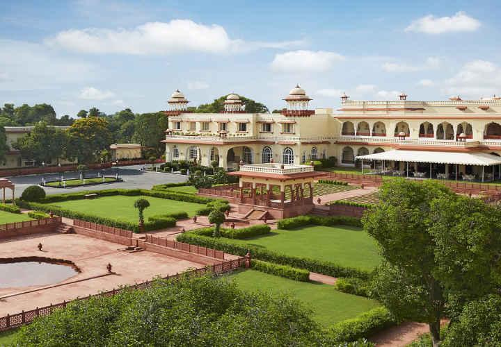 کاخ رمبا- بهترین هتل های جهان