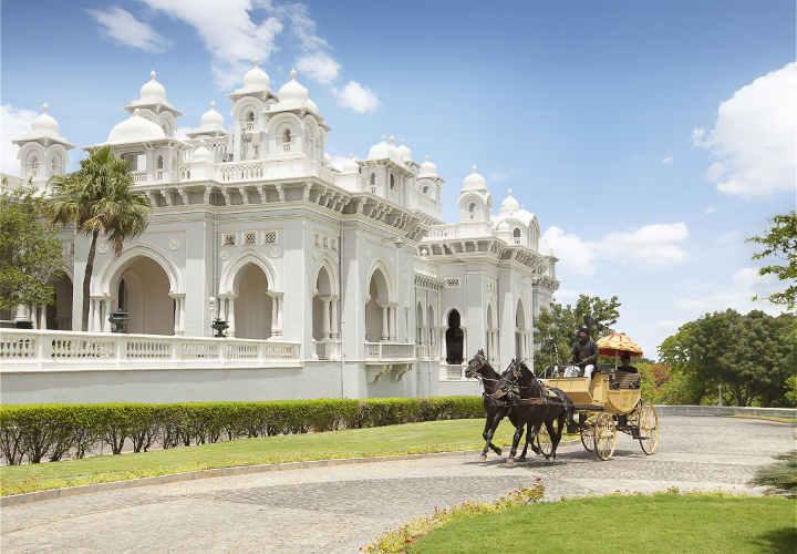 قصر فلکنما- بهترین هتل های جهان