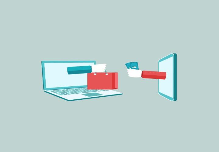 فروش اینترنتی پس از راه اندازی سایت