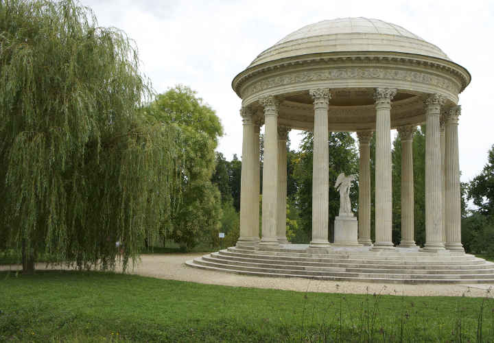 Temple of Love in the Palace of Versailles