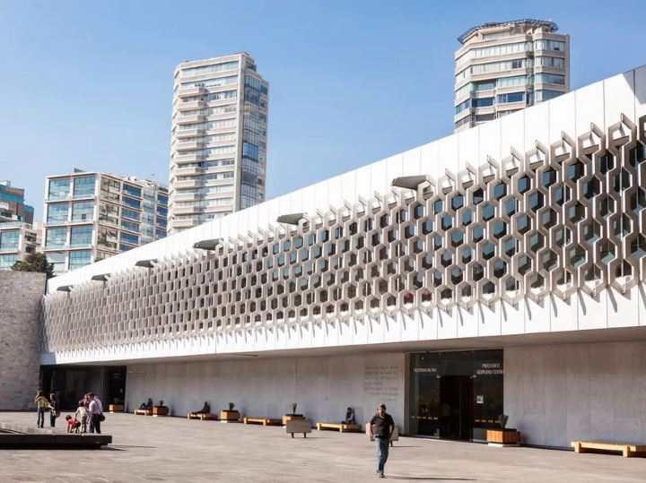 معروف ترین موزه های جهان - موزه ملی مردم شناسی مکزیکوسیتی