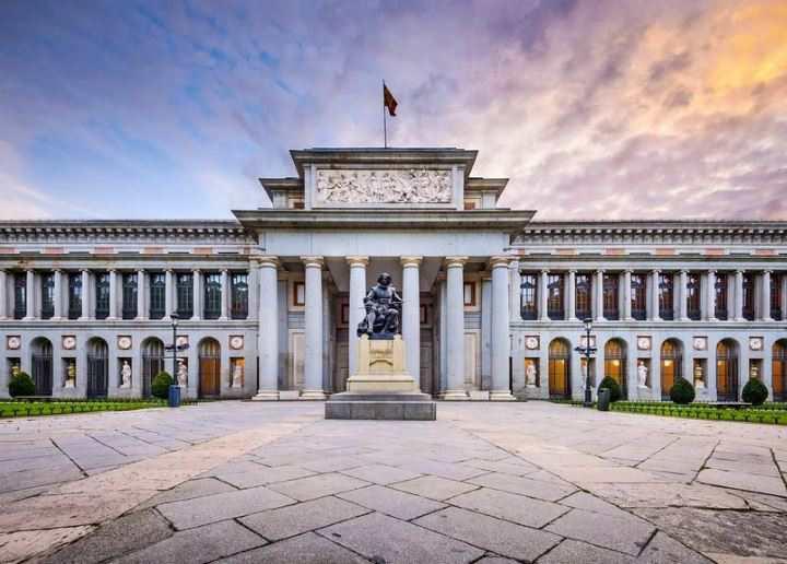 معروف ترین موزه های جهان - موزه ملی پرادو در مادرید