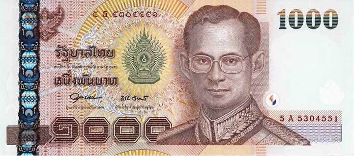 پول تایلند - ویزای تایلند