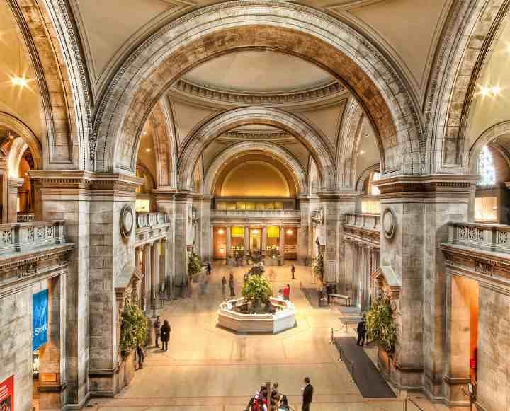 معروف ترین موزه های جهان - موزه متروپولیتن نیویورک