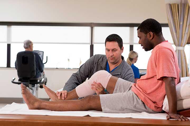 درمان پارگی مینیسک زانو
