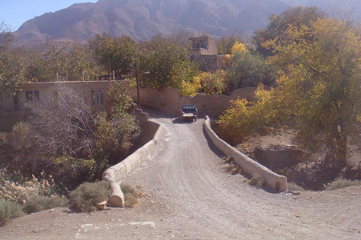 روستای خورهه - جاهای دیدنی محلات