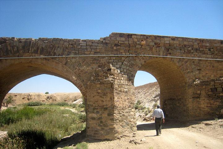 پل باقر آباد از جاهای دیدنی محلات