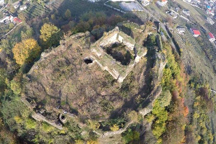 جاهای دیدنی تالش - قلعه صلصال