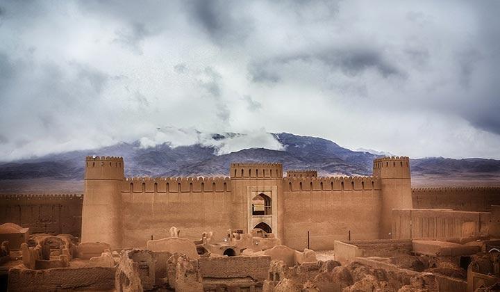 ارگ راین | کرمان