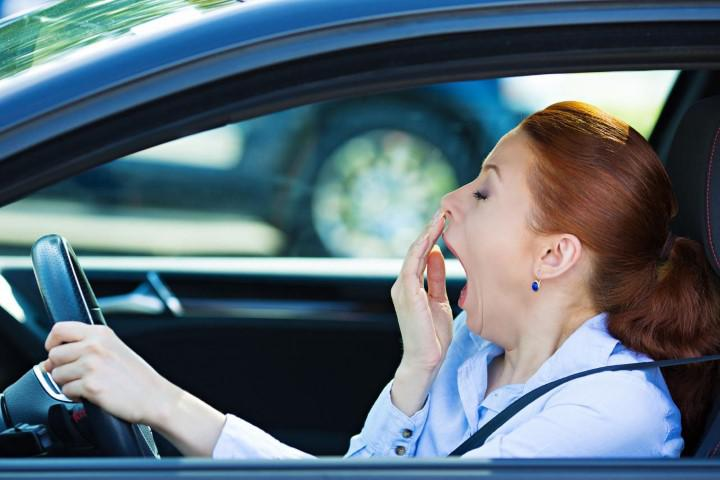 خطر خواب آلودگی و کاهش توانایی ذهنی و فیزیکی لازم برای رانندگی پس از مصرف قرص کلردیازپوکساید