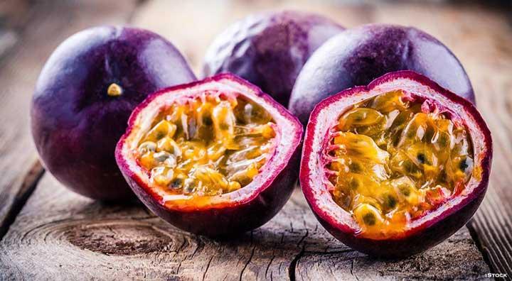 میوه های استوایی - پشن فروت