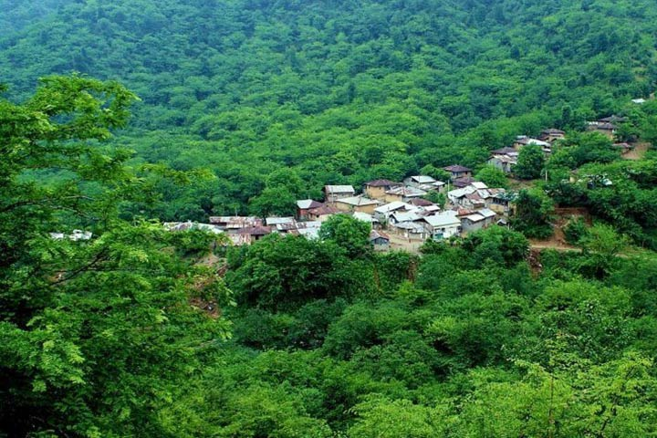 روستای بلوردکان - عکس از رزا اعتماد مقدم