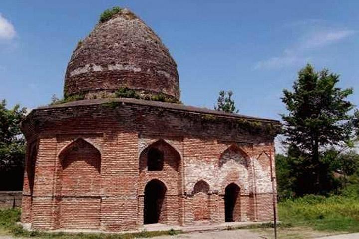 قلعه شاهنشین گورج