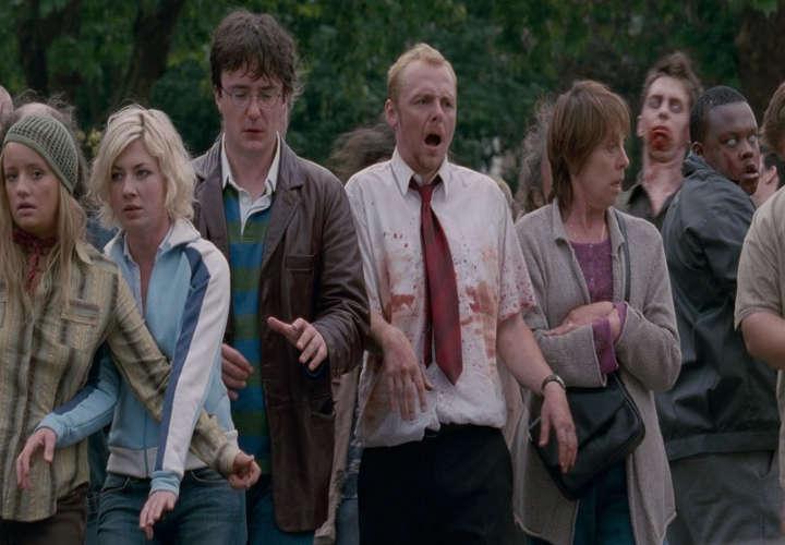 شانِ مردگان - بهترین فیلم های کمدی