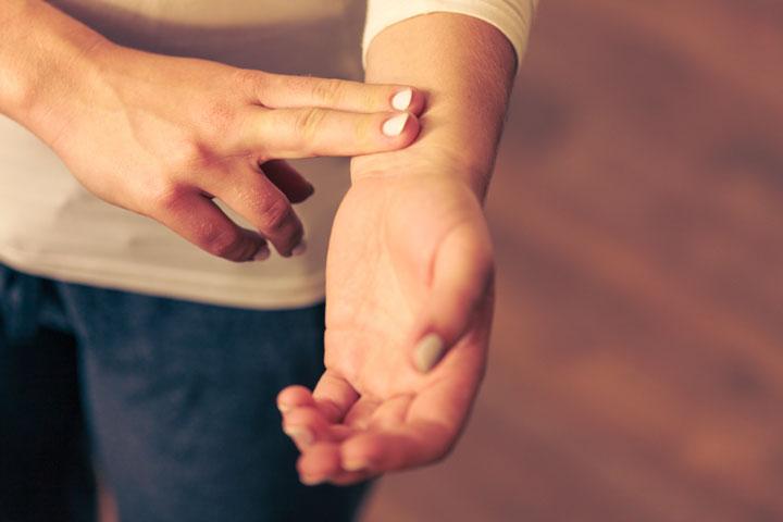 ضربان قلب نرمال - ضربان غیرعادی قلب