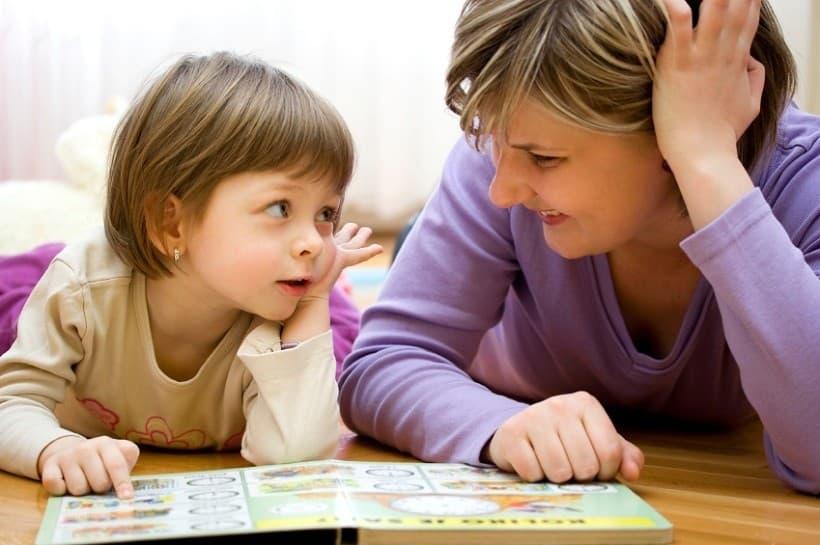 توصیه هایی برای قصه گویی برای کودکان