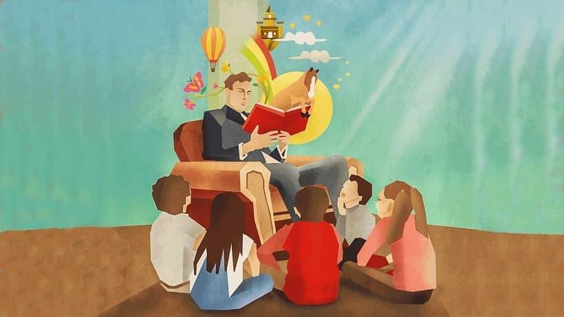 قصهگویی برای کودکان