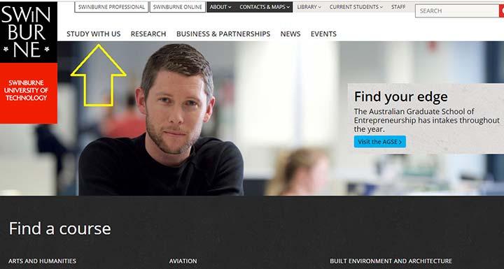 سایت فناوری سوینبورن استرالیا - تحصیل مهندسی در استرالیا