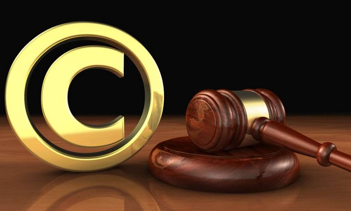 احترام به کپیرایت در استفاده از منابع را فراموش نکنید