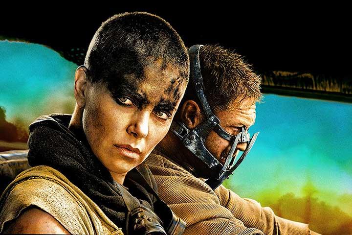 مکس دیوانه: جادهٔ خشم، از بهترین فیلم های اکشن
