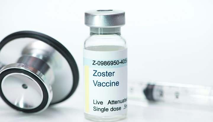 درمان زونا - واکسن زونا