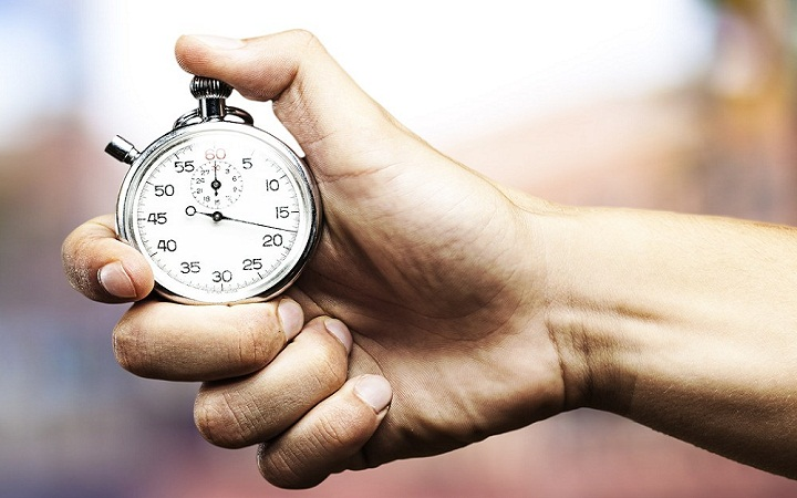 مدیریت زمان در تمرین سخنرانی