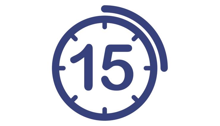 قانون 15 دقیقه و تأثیر معجزهآسای آن در دستیابی به اهداف